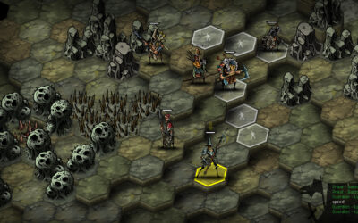 Dev update #6 – The adventure