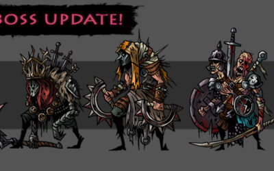 Boss update is LIVE!